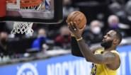 LeBron James scoort 46 punten daags voor herdenking Kobe Bryant