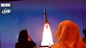 Arabische ruimtesonde in baan rond Mars