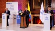 Colombia wil miljoen illegale vluchtelingen uit Venezuela beschermde status geven