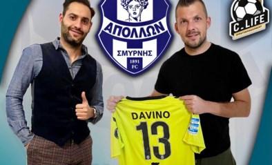 Doelman Davino Verhulst zet Grieks avontuur verder en tekent nieuw contract in Athene