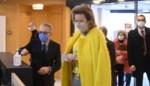 Mathilde haalt 'Pino-jas' na zeven jaar nog eens uit de kast