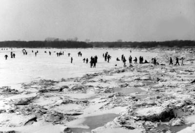 De koudste winter gaan we niet voorbijsteken: 71 dagen op rij onder nul en een dichtgevroren Noordzee