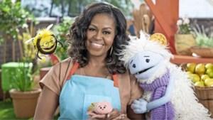 Michelle Obama heeft rol in nieuwe Netflix-serie