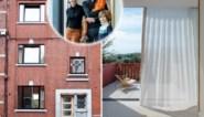 Inge en Harm volgden hun passie en vonden hun droomwoning met machtig uitzicht: een puzzel in de hoogte in Luik