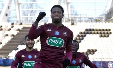 Franse beker: Leya Iseka helpt Metz met doelpunt aan zege, jonge Belg krijgt minuten bij AS Monaco