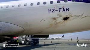 Passagiersvliegtuig in brand in Saudi-Arabië na aanval door rebellen
