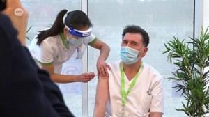 1 op 6 personeelsleden in Antwerpse ziekenhuizen heeft al coronaprik gekregen