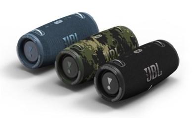 Gespierd geluid: onze gadget inspector test de JBL Xtreme bluetoothspeaker en is daar uiterst tevreden over