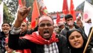 Tienduizenden betogen in Nepal tegen ontbinding parlement