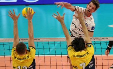 Roeselare sluit groepsfase Champions League volley in schoonheid af