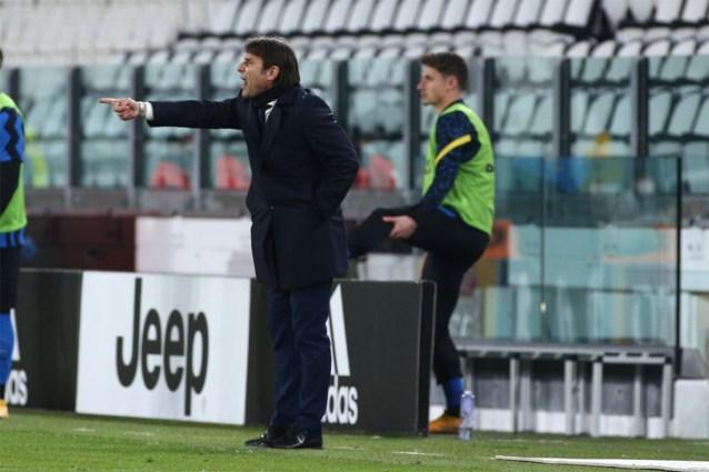 Scheldtirades en middelvinger tijdens Juventus-Inter krijgen staartje
