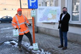 Nog 3.500 bordjes te gaan en de 150 kilometer extra fietsplezier, mét route door het Hallerbos, is klaar