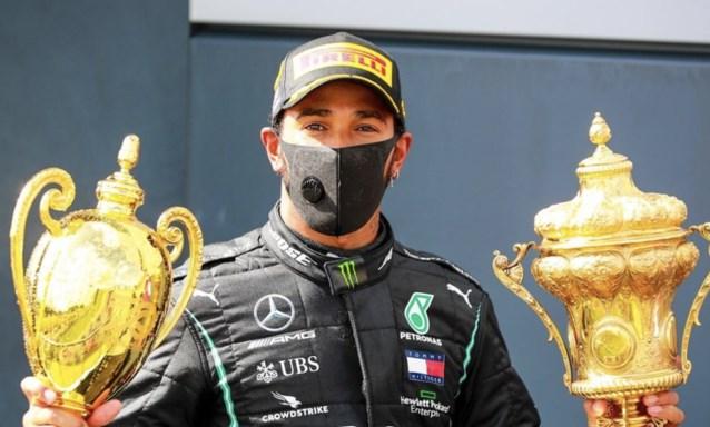 Wereldkampioen Lewis Hamilton is met voorsprong de 'grootverdiener', maar hoeveel verdienen F1-piloten eigenlijk?