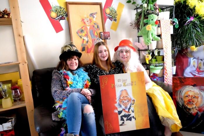 """Tine, Katrien en Lauren zijn klaar om carnaval te vieren in de zetel: """"Maar het pikt en het zal zjier doen"""""""
