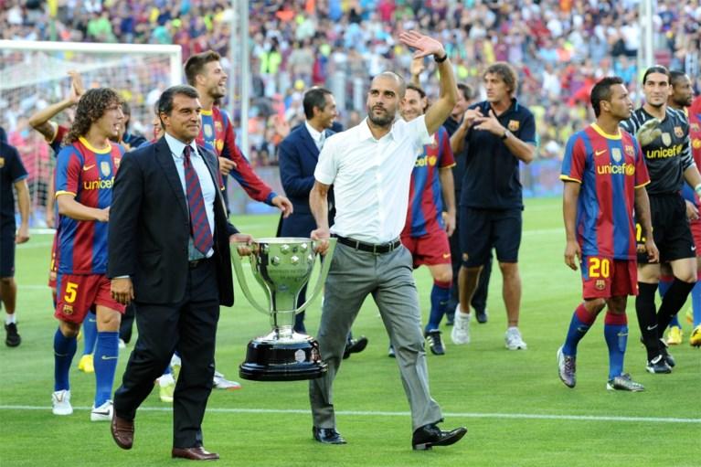 """Pep Guardiola daagt wereldkampioen Bayern München uit met het FC Barcelona van 2009: """"Ik bel Messi, zeg maar waar en wanneer"""""""