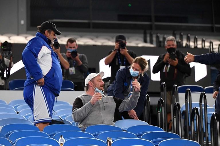 Lockdown is lockdown: publiek moet stadion verlaten en mist spannende ontknoping van match Djokovic op Australian Open