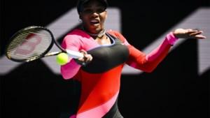 AUSTRALIAN OPEN. Serena Williams ziet af op laatste dag met publiek, Osaka redt vlinder en sprookje van debutant blijft duren