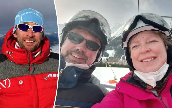 """Deze Vlamingen mogen als één van de weinigen legaal skiën: """"Heb het hier nog nooit zo verlaten én mooi gezien"""""""