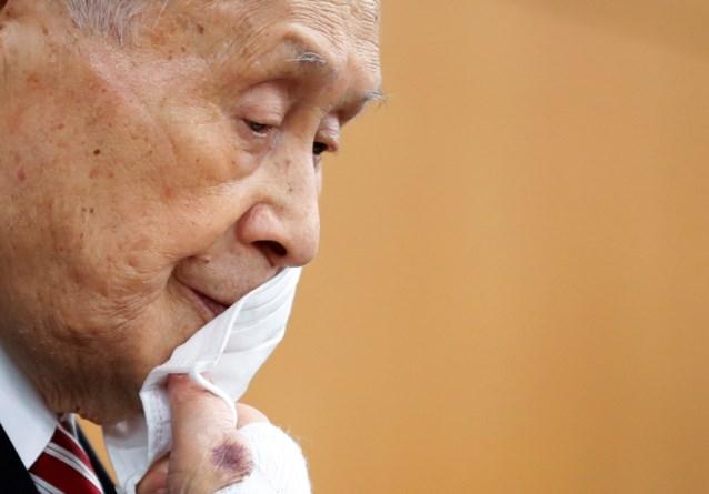 """Voorzitter van Tokio 2021 geeft zijn ontslag na seksistische uitspraken: """"Vrouwen babbelen te veel"""""""