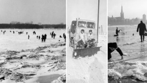 De zwaarste winter in ons land: zee tot drie kilometer bevroren en geen drinkwater door gesprongen leidingen