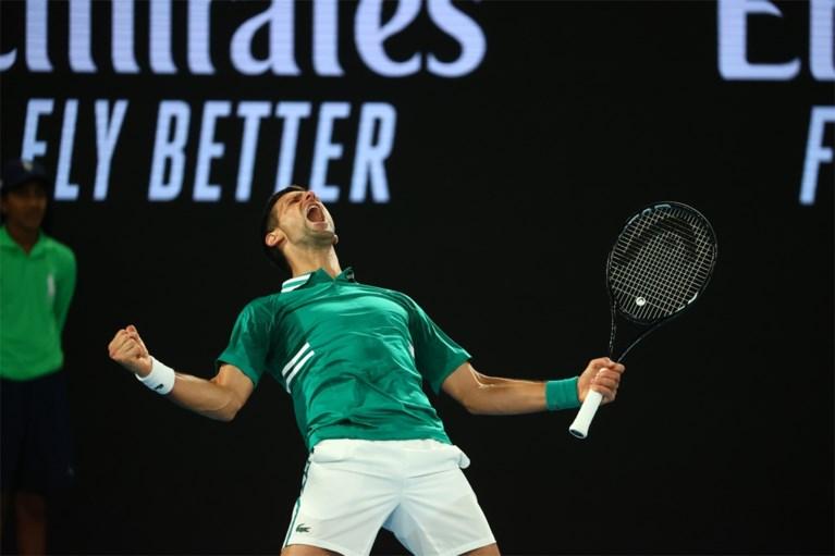 """Einde verhaal voor Novak Djokovic op de Australian Open? Titelverdediger vreest blessure na """"speciale zege"""""""