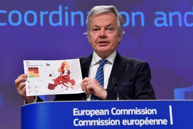 Europese Commissie niet opgezet met verlengd Belgisch verbod op niet-essentiële reizen