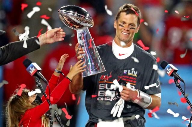Super Bowl-winnaar Tom Brady moet lichte ingreep aan de knie ondergaan