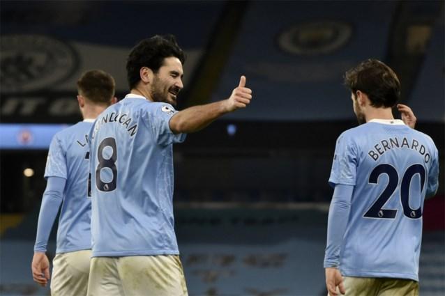 Manchester City stoomt gewoon door in Premier League: nu gaat ook Tottenham vlot voor de bijl