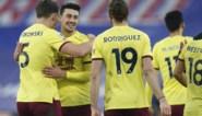 Christian Benteke en Michy Batshuayi gaan met Crystal Palace zwaar onderuit tegen Burnley