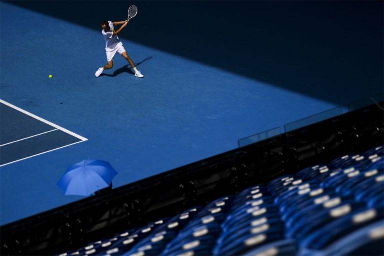 AUSTRALIAN OPEN. Ook Nadal schaart zich bij laatste zestien, Flipkens uitgeschakeld in dubbelspel