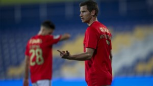 Jan Vertonghen lijdt met Benfica nieuw puntenverlies