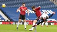 Mbaye Diagne scoort tegen Manchester United met indrukwekkende kopbal en bezorgt West Bromwich puntje