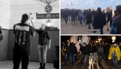De opkomst van rechts-extremistische groepen in Vlaanderen