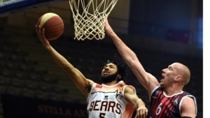 Leuven Bears wint maar eenmaal van Luik