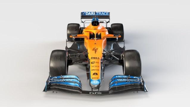 McLaren stelt als eerste nieuwe F1-bolide 2021 voor