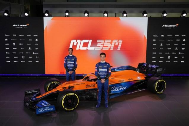 """Vlaamse Brit Lando Norris begint aan derde seizoen in F1: """"Ik heb amper met mijn nieuwe teammaat gesproken"""""""