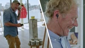 """Dominique Persoone biecht iets op aan kapitein Piet in laatste 'Over de oceaan': """"Het geheim van mijn blikken"""""""