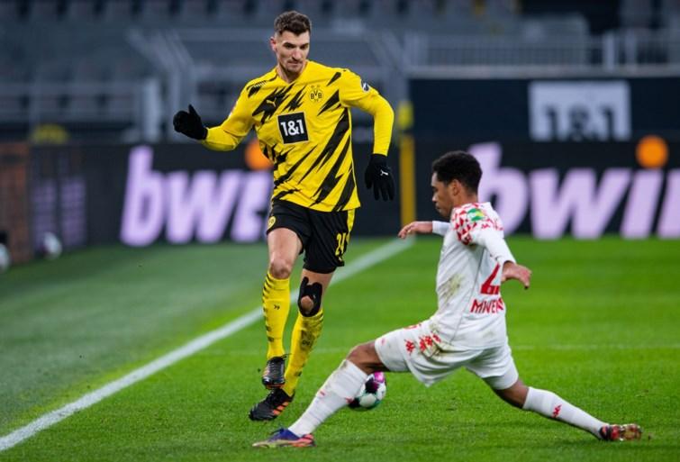 Thomas Meunier trekt mee naar Sevilla met Dortmund, dat nieuwe coach beet heeft voor volgend seizoen