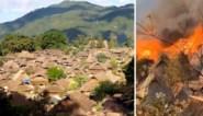 Dorp van laatste primitieve stam in China verwoest door zware brand