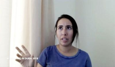 Gevangen prinses Latifah filmde haar noodkreten in de badkamer. De sjeik kende geen genade, ook niet voor zijn dochters