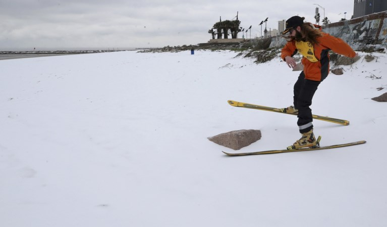 -35 degrees: Severe winter weather even in the United States and Mexico