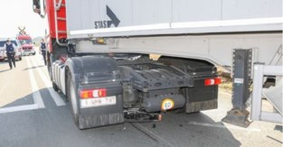 """Drie maanden rijverbod voor trucker die fataal dodehoekongeval veroorzaakte: """"Hij heeft dit nooit gewild"""""""