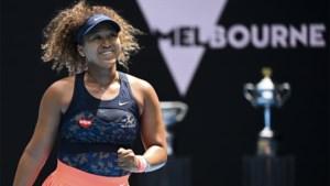 AUSTRALIAN OPEN. Serena Williams en Naomi Osaka kijken in elkaar in de ogen