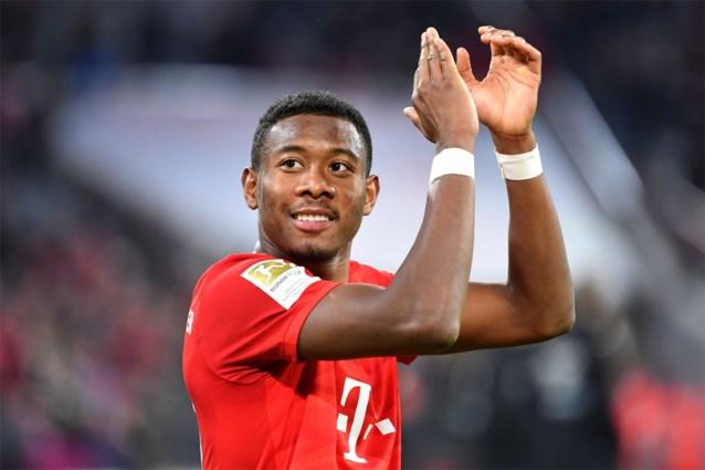 """Clubicoon David Alaba kondigt afscheid aan bij Bayern München: """"Ik ben toe aan iets anders"""""""