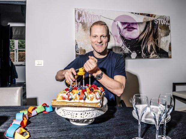 """Olivier Deschacht wordt 40, maar hij weet nog altijd niet of hij in juni stopt: """"Als ik Anthony Vanden Borre tegenkom, knuffel ik hem"""""""