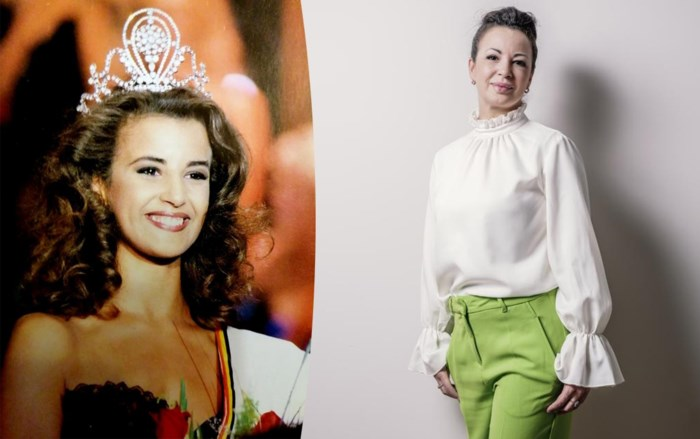 """Na 30 jaar overwon Sandra haar jeugdtrauma's: """"Als Miss België was ik bekend en mooi, thuis vluchtte ik in destructief gedrag"""""""