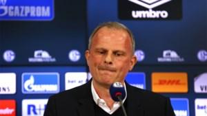 C4 bij Schalke 04: technisch directeur Jochen Schneider wordt de laan uitgestuurd bij ploeg van Benito Raman