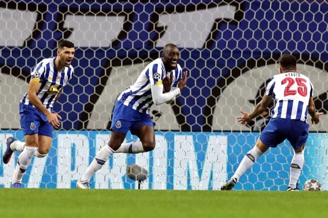 Twee razendsnelle goals van Porto nekken Juventus