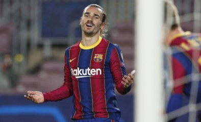 Niet geschikt voor minderjarigen: scheldpartij tussen Barcelona-spelers Piqué en Griezmann bewijst onmacht tegen PSG