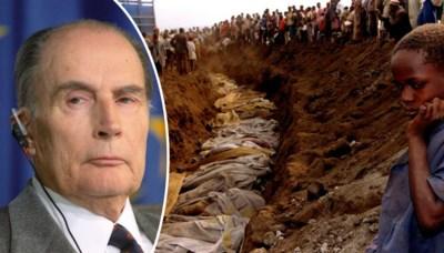 Na ruim 25 jaar is er onomstotelijk bewijs: Franse president Mitterrand hielp daders van genocide in Rwanda ontkomen